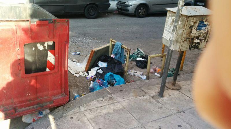 """Αυτή είναι η """"καθαρή πόλη"""" του Καμίνη"""
