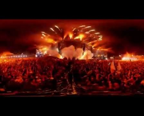 Tomorrowland  360 Video Degrees