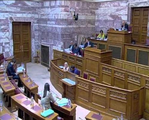 Ψηφοφορία (ή περίπου) στην Επιτροπή Δικαιοσύνης της Βουλής