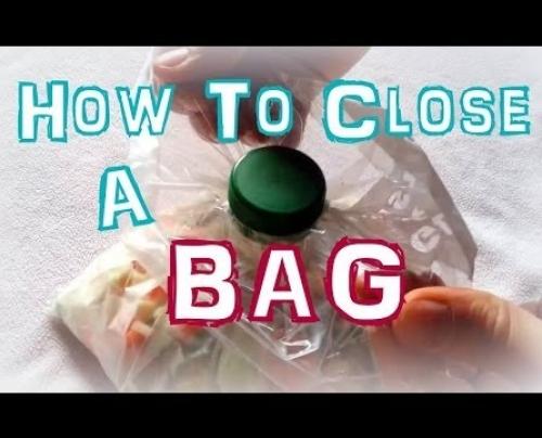Έξυπνο tip για να αποθηκέυης σακουλάκια κουζίνας