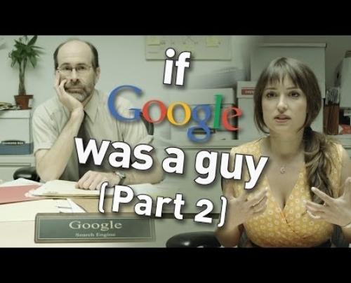 Τι θα έκανε η Google αν ήταν άνθρωπος (μέρος δεύτερο)