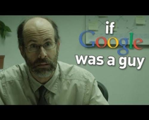 Τι θα έκανε η Google αν ήταν άνθρωπος