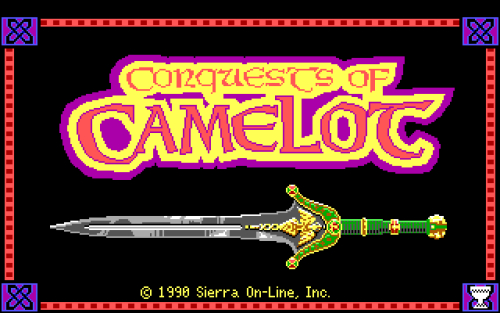 Conquests Of Camelot - The Search For The Holy Grail
