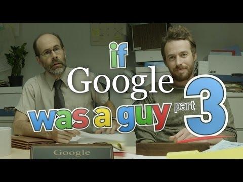 Τι θα έκανε η Google αν ήταν άνθρωπος (μέρος τρίτο)