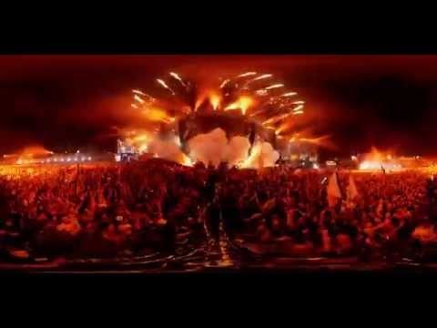 Tomorrowland  360 Video Degrees