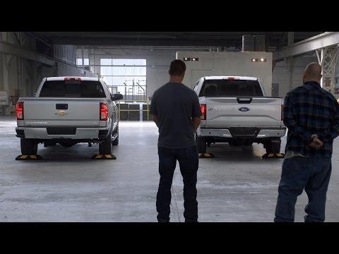 Chevrolet VS Ford