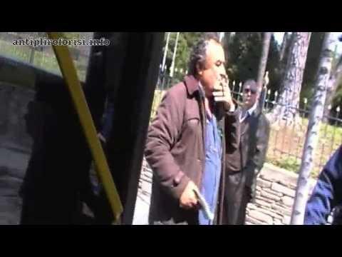Επεισόδιο με ελεγκτές του ΟΑΣΘ